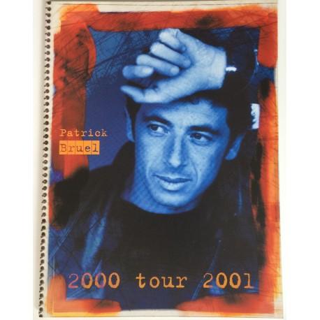 Programme Tour 2000-2001
